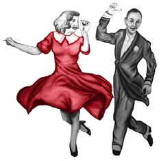 Tanzpartnersuche